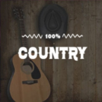 Logo de la radio 100MF - Country