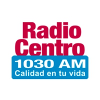 Logo of radio station XEQR Radio Centro 1030 AM
