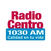 Logo de la radio XEQR Radio Centro 1030 AM