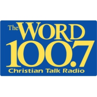Logo of radio station The Word