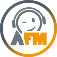 Logo of radio station Radio A-FM