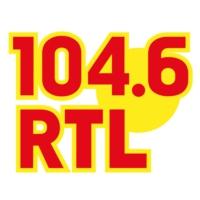 Logo de la radio 104.6 RTL