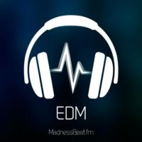 Logo de la radio EDM - MadnessBeat.fm