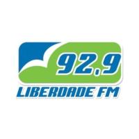 Logo of radio station Rádio Liberdade FM 92,9