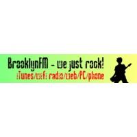 Logo de la radio BrooklynFM