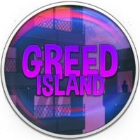 Logo of radio station Greed-Island
