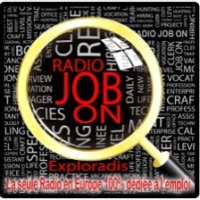 Logo de la radio JobOn Radio