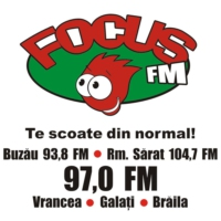 Logo de la radio Focus FM Regional