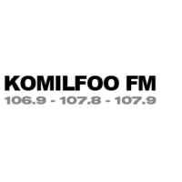 Logo of radio station Komilfoo FM