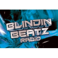 Logo of radio station blindin beatz radio