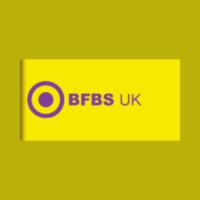 Logo of radio station BFBS UK