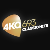 Logo of radio station 4KQ 693 AM