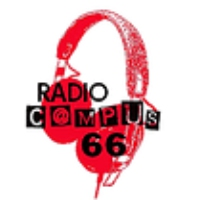 Logo of radio station Radio Campus 66