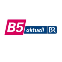 Logo of radio station B5 aktuell