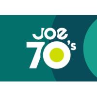 Logo de la radio Joe 70's