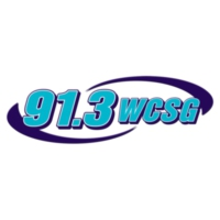 Logo of radio station 91.3 WCSG