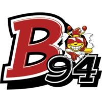Logo of radio station CHBW-FM B-94