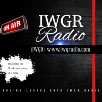 Logo of radio station IWGR