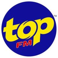 Logo of radio station TOPFM Radio (Mauritius)
