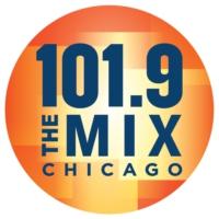 Logo of radio station WTMX 101.9fm The MIX