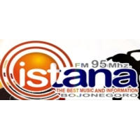 Logo of radio station Istana radio