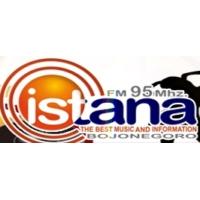 Logo de la radio Istana radio