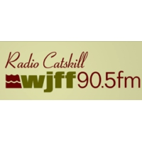 Logo of radio station WJFF Radio Catskill 90.5
