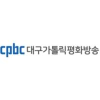 Logo of radio station cpbc 대구가톨릭평화방송