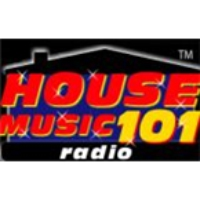 Logo of radio station House Music 101