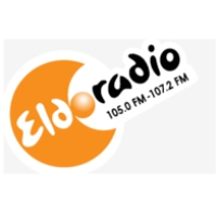 Logo of radio station Eldoradio Chill