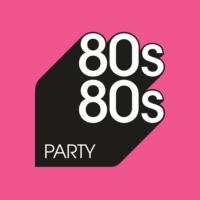 Logo de la radio 80s80s Partyhits