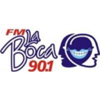 Logo de la radio La Boca