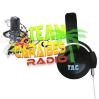 Logo of radio station TEAM RADIO CARAIBES