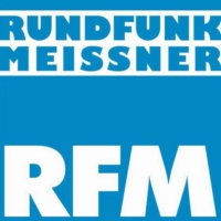 Logo of radio station Rundfunk Meissner RFM