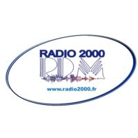 Logo of radio station Radio 2000