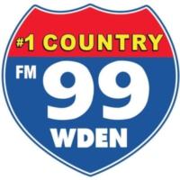Logo de la radio 99 WDEN