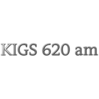Logo of radio station KIGS Radio Portuguese 620