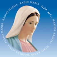 Logo of radio station Radio Maria Mozambique