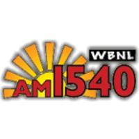 Logo of radio station WBNL 1540