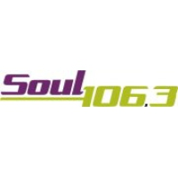 Logo of radio station WSRB Soul 106.3 FM