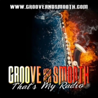 Logo of radio station Groove & Smooth
