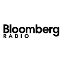Logo of radio station Bloomberg Radio