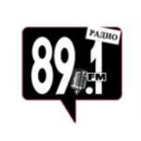 Logo of radio station Pervoye Radio 89.1