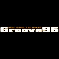 Logo of radio station Groove95