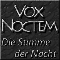 Logo of radio station Vox Noctem
