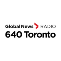 Logo of radio station CFMJ-AM 640 Toronto