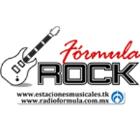 Logo of radio station Formula Rock