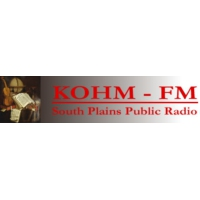 Logo of radio station KOHM NPR 89.1 FM