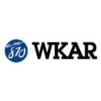 Logo of radio station WKAR AM NPR 870