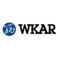 Logo of radio station WKAR AM NPR 870